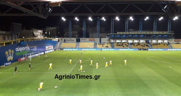Super League-8η Αγωνιστική: Οι ενδεκάδες του Παναιτωλικός – Αστέρας (Φωτό)