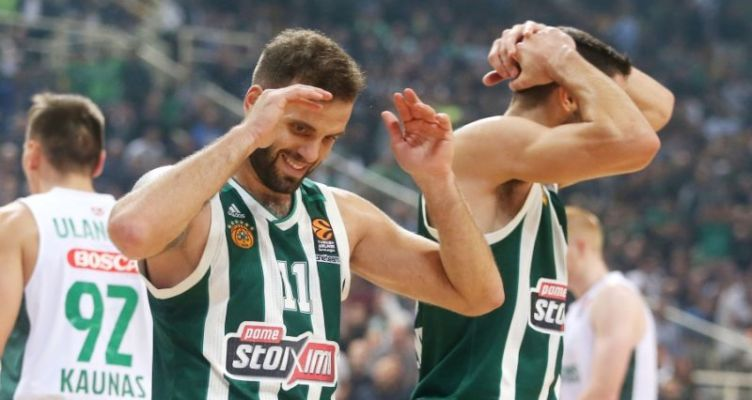 Euroleague Basketball: Εντός έδρας ήττα του Παναθηναϊκού από τη Ζαλγκίρις