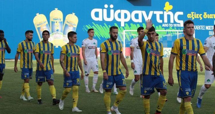 Κύπελλο Ελλάδος: Η αποστολή του Παναιτωλικού για το ματς με τον Κισσαμικό