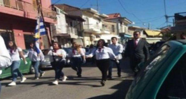 Επαμεινώνδας Πανάς-Οινιάδες: Παρέλαση ντροπής…