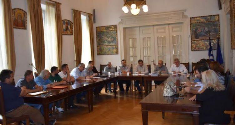 Πάτρα: Συνάντηση της Δημοτικής Αρχής με συλλόγους για τη διαχείριση των απορριμμάτων