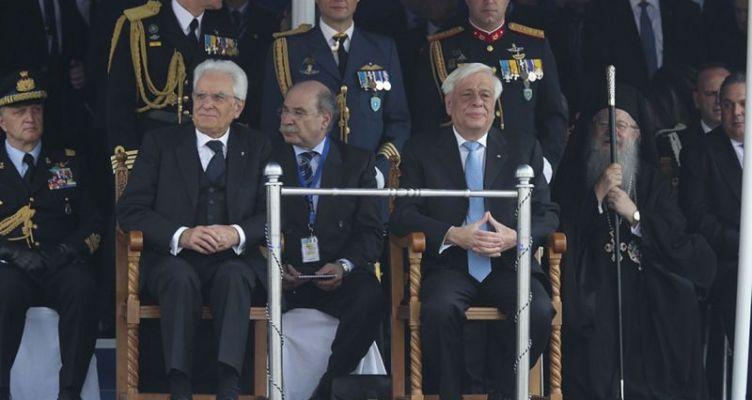 Παυλόπουλος: Το «ΟΧΙ» του 1940 εμπνέει τον αγώνα ενάντια σε φασισμό και ναζισμό