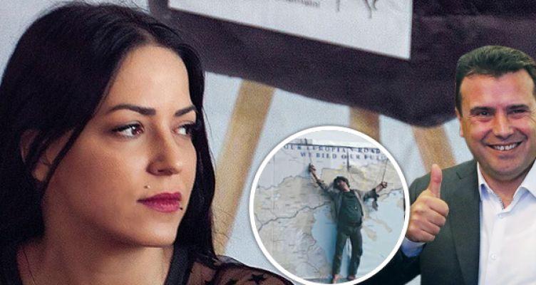 Εθνική προδοσία από την Πηλιχού – Παίζει σε ταινία-πρόκληση των Σκοπιανών