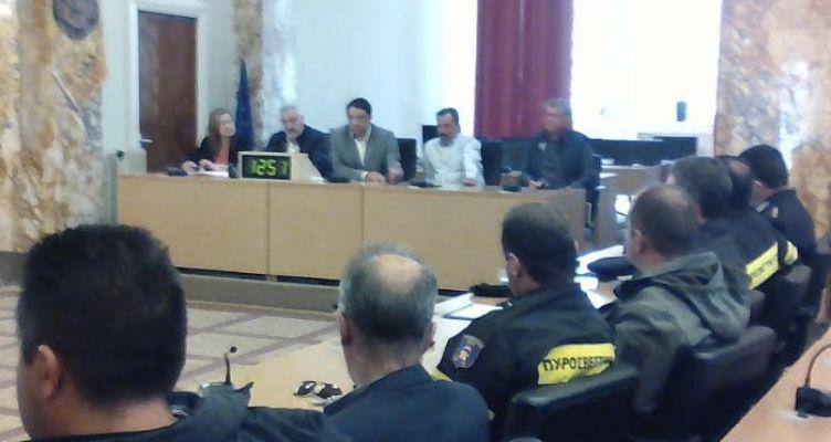 Δήμος Αγρινίου: Συνεδρίαση συντονιστικού τοπικού οργάνου πολιτικής προστασίας