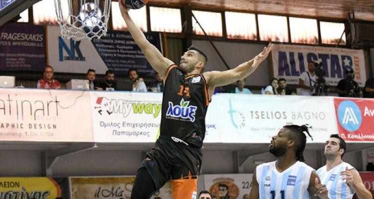 Basket League-1η αγωνιστική: Πέρασε από την Ρόδο με 15 τρίποντα ο Προμηθέας