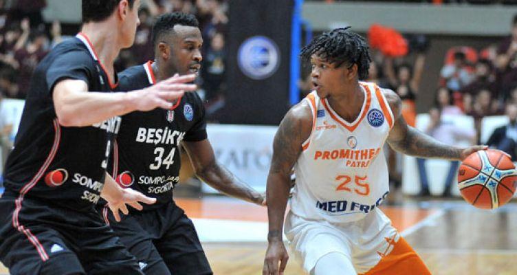 Basketball Champions League: Ασταμάτητος ο Προμηθέας – Νίκες για Α.Ε.Κ.-Π.Α.Ο.Κ.