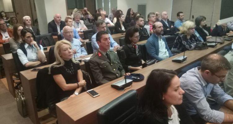 Αγρίνιο: Στο «μικροσκόπιο» τα προσωπικά δεδομένα – Εκδήλωση με πρωτοβουλία του Γ. Πέτρου (Φωτό)
