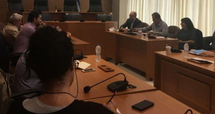 7η συνάντηση Ομάδας Εργασίας Φορέων για την ψηφιοποίηση της φυσικής & πολιτιστικής κληρονομιάς