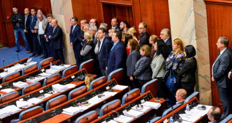 Βόμβες από την Μόσχα! Οι Η.Π.Α. ενορχήστρωσαν την ψηφοφορία παρωδία στα Σκόπια
