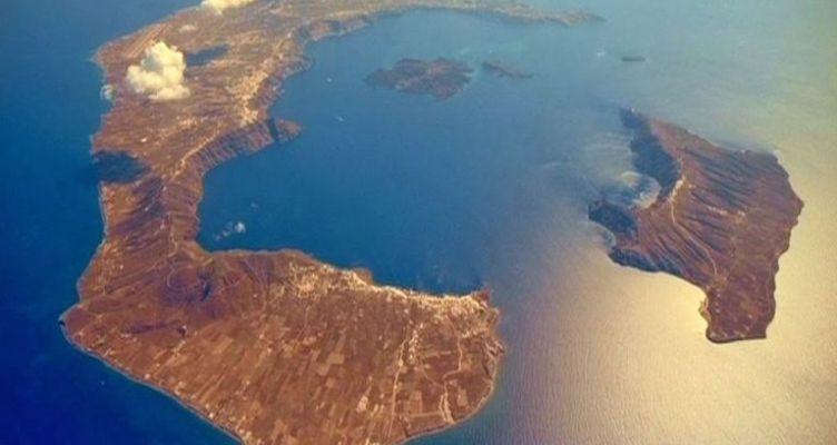 Πότε έγινε η έκρηξη στο ηφαίστειο της Σαντορίνης;