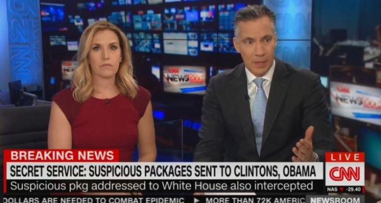 Η.Π.Α. – CNN: Συναγερμός on air! Σαστισμένοι οι παρουσιαστές (Βίντεο-Φωτό)