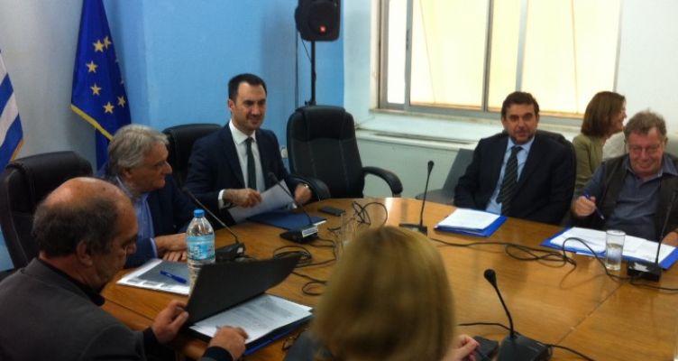 Η πρώτη συνεδρίαση της Επιτροπής για την ψήφο των εκτός της επικράτειας εκλογέων