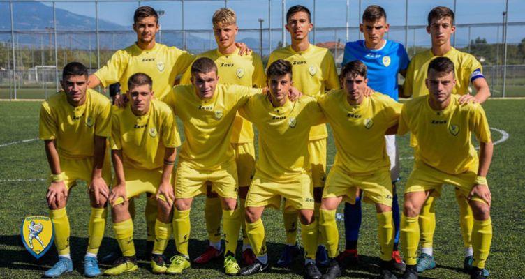 Super League K17-Κ15: Νίκη και ήττα για τα τμήματα υποδομών του Παναιτωλικού