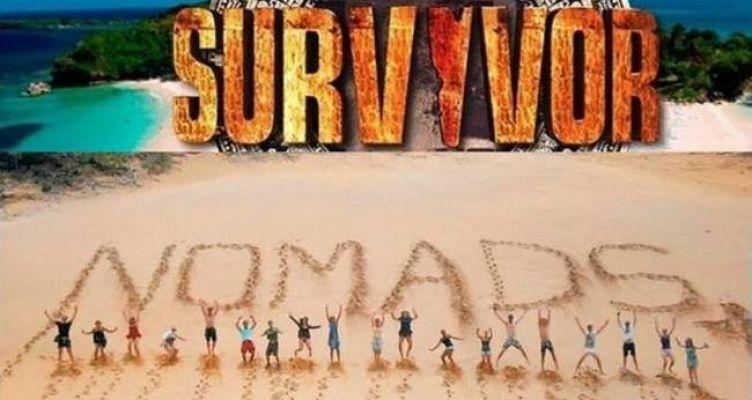 Οι καβγάδες στο Nomads άρχισαν με την εισβολή των παικτών του Survivor (Βίντεο)