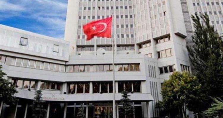 Στο τουρκικό υπουργείο Εξωτερικών κλήθηκε ο Έλληνας πρέσβης