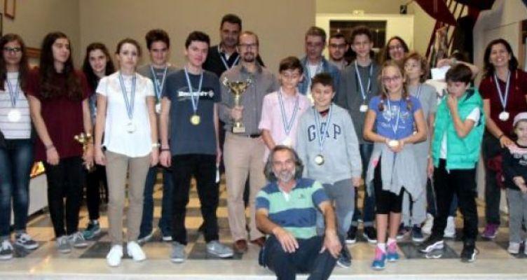 Με μεγάλη επιτυχία διεξήχθη το 10o Τουρνουά σκάκι BLITZ LEPANTO