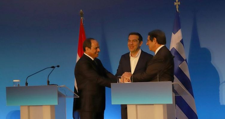 Δηλώσεις Τσίπρα, μετά το πέρας της 6ης Τριμερούς Συνόδου Κορυφής Ελλάδας-Κύπρου-Αιγύπτου
