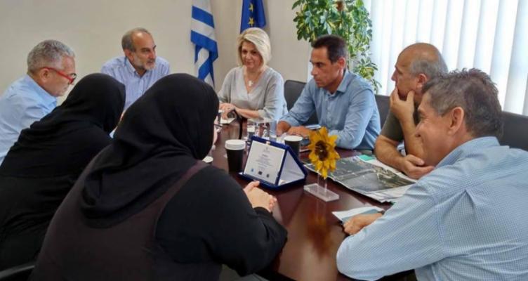Βελτίωση πρόσβασης και άρση της επικινδυνότητας στους δρόμους προς έξι μονές της Αχαΐας
