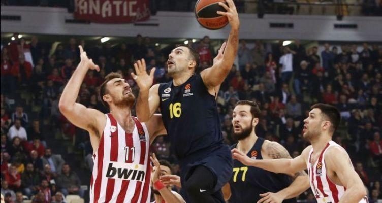 Euroleague Basketball: Πίκρανε τον Ολυμπιακό ο Σλούκας μέσα στο Σ.Ε.Φ.!