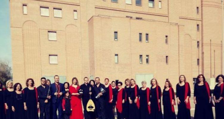 Αγρινιώτικη χορωδία «Αγία Σκέπη»: Η Χρυσούλα Τασολάμπρου την οδήγησε στην κορυφή! (Φωτό)