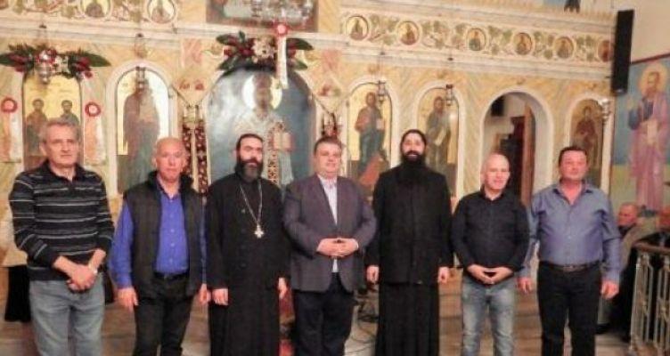 Αιτωλικό: Η γιορτή των Αγίων Αναργύρων Κοσμά & Δαμιανού στο Χαλίκι (Φωτό)