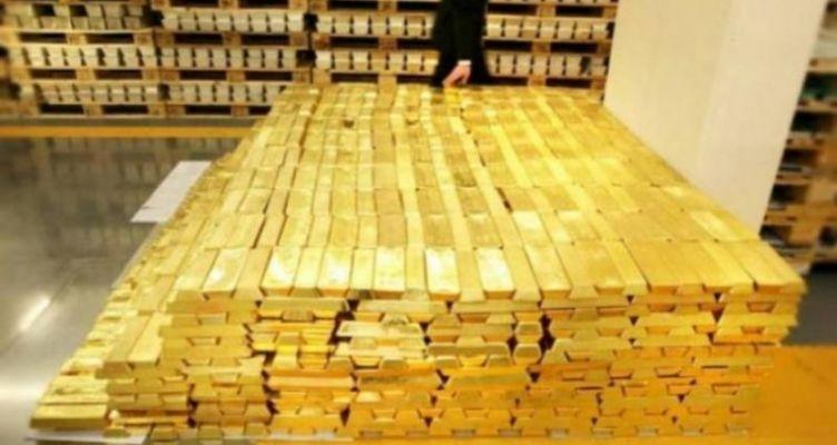 Ρωσία: «Πετά» τα αμερικανικά ομόλογα και μαζεύει χρυσό η κεντρική τράπεζα