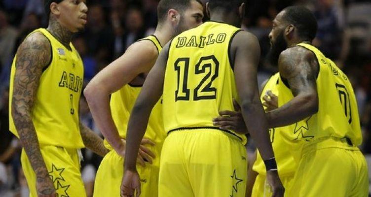 FIBA Europe Cup: Δεύτερη ήττα σε τρεις αγώνες για τον Άρη