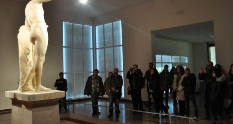Εκπαιδευτική επίσκεψη του Δ.ΙΕΚ Μεσολογγίου στην Αρχαία Ολυμπία