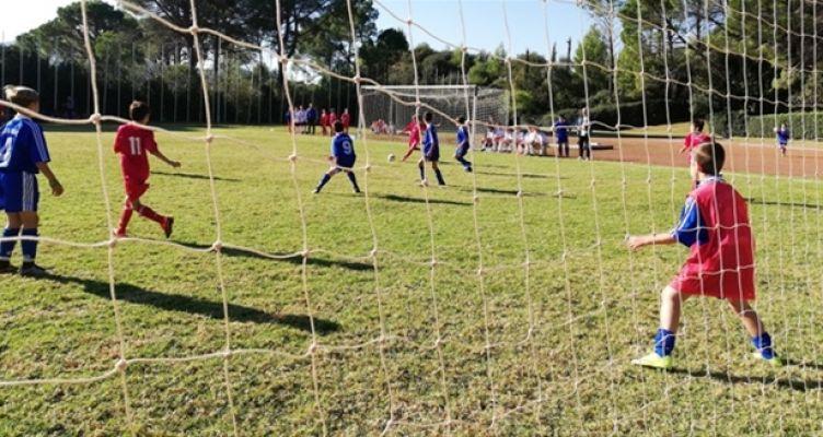 Ποδόσφαιρο στο λίκνο του Ολυμπισμού (Βίντεο)