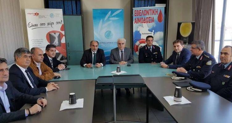 Ανέγερση νέου Διοικητηρίου της Αστυνομίας στην Πάτρα