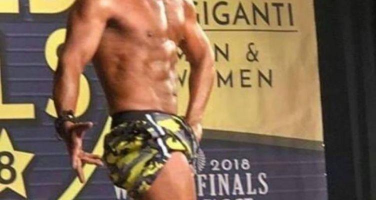 Αυτός είναι ο bodybuilder, αρχηγός του κυκλώματος διακίνησης αναβολικών (Φωτό)