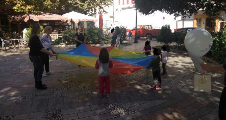 Αγρίνιο: Δημόσιος θηλασμός στο πλαίσιο της Παγκόσμιας Εβδομάδας Μητρικού Θηλασμού (Φωτό)