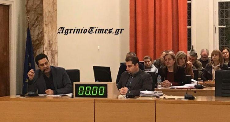 Αγρίνιο: Live ο Απολογισμός Πεπραγμένων της Δημοτικής Αρχής για το έτος 2017