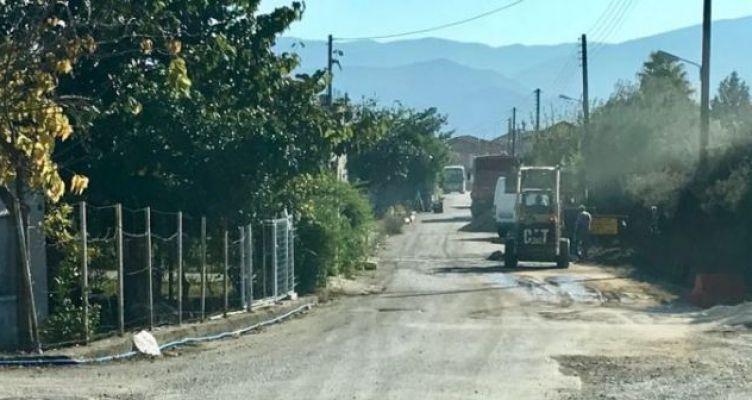 Προσοχή στο δρόμο που ενώνει το Παναιτώλιο με τη Νέα Αβόρανη (Φωτό)