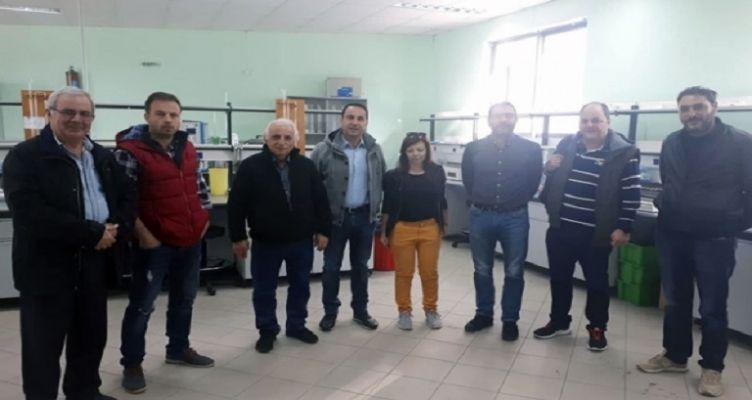 Ένωση Αγρινίου: Το Εδαφολογικό Εργαστήριο στη διάθεση όλων των αγροτών