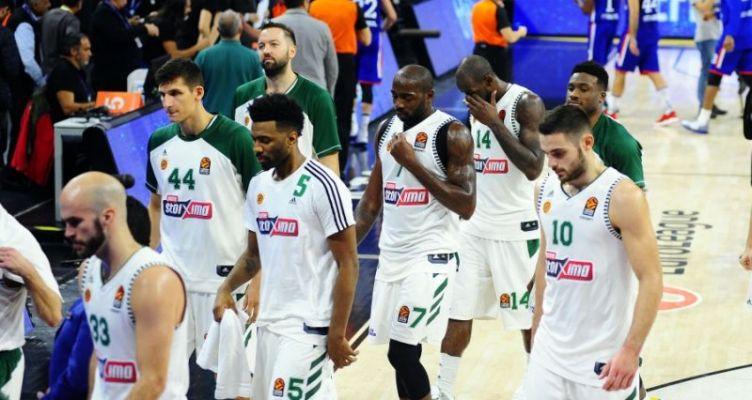 Euroleague Basketball: Κατώτερος των περιστάσεων στην Πόλη ο Παναθηναϊκός