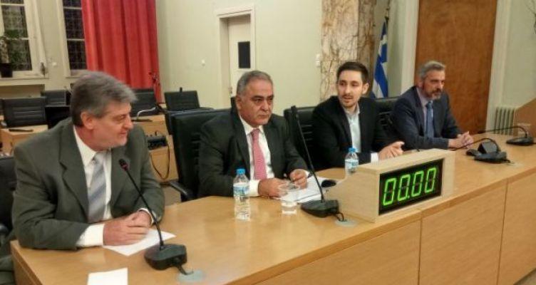 Αγρίνιο: Εκδήλωση του Συνδέσμου Ε.Ν.Α. για τον 3ο πυλώνα ασφάλισης (Φωτό)