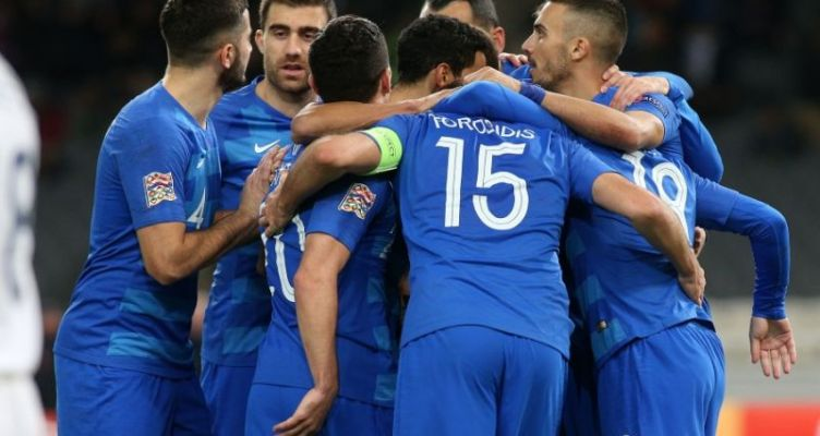Nations League: Νίκησε αλλά δεν κάλυψε τη διαφορά η Εθνική