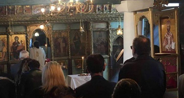 Επιμνημόσυνη δέηση στον άταφο Κωνσταντίνο Κατσίφα (Φωτό)