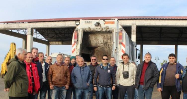 Μεσολόγγι: Έκλεισαν το εργοτάξιο οι εργαζόμενοι του Δήμου