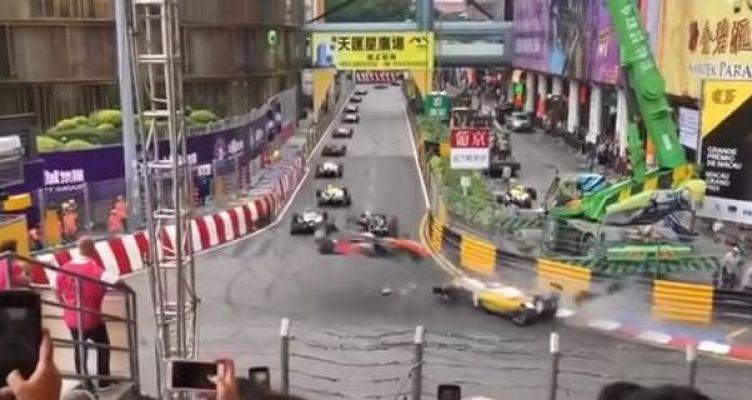 Formula3: Εκτός κινδύνου η 17χρονη Σοφία Φλορς – 11ωρη επέμβαση