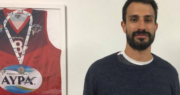 Α2 Μπάσκετ Ανδρών: Στον Χαρίλαο Τρικούπη ο Γιάννης Δεμερτζής