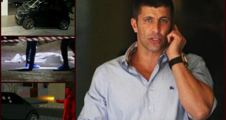 Γιάννης Μακρής: Καρέ-καρέ το βίντεο και φωτογραφίες της δολοφονίας του