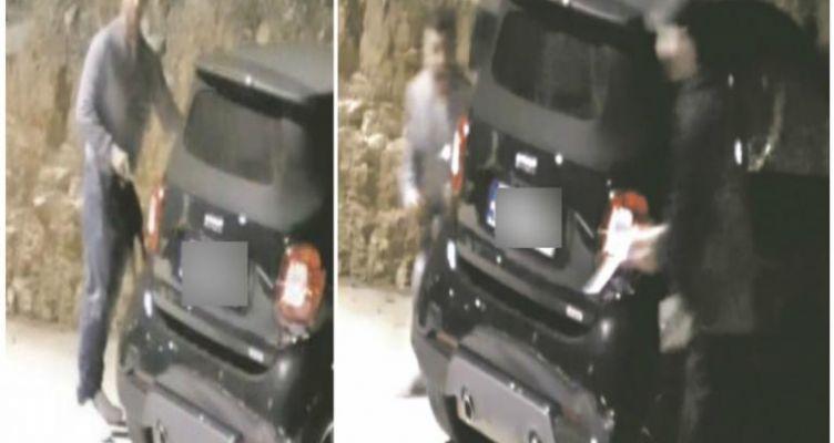 Γιάννης Μακρής: Εικόνες ντοκουμέντο δευτερόλεπτα πριν πέσει νεκρός (Βίντεο)
