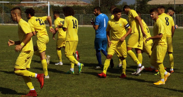 Super League K19: Οι νέοι του Παναιτωλικού έδειξαν το δρομο…