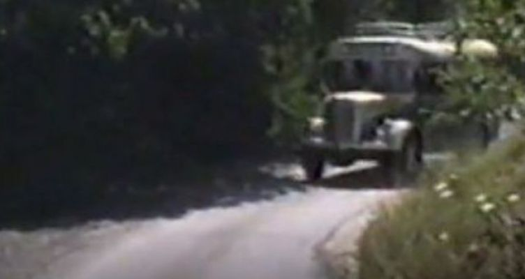 Ο θρυλικός «καρνάβαλος» της Ορεινής Ναυπακτίας σε δράση (Βίντεο)