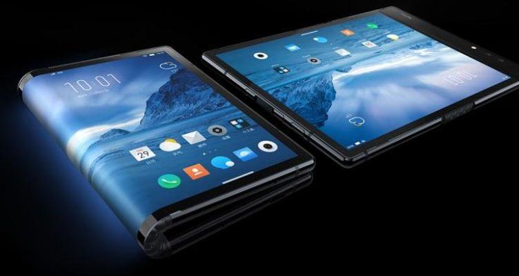 Το πρώτο «έξυπνο» κινητό τηλέφωνο που διπλώνει σαν πορτοφόλι (Βίντεο)