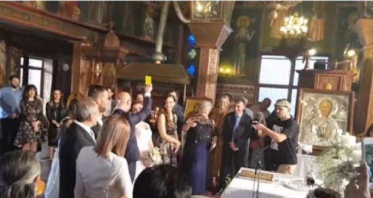 Πάργα: Ο γαμπρός έβγαλε… κίτρινη κάρτα στη νύφη! (Βίντεο)