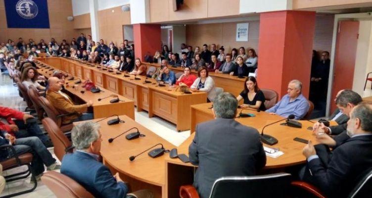 307 άνεργοι εντάσσονται, μέσω της Κοινωφελούς Εργασίας, σε Υπηρεσίες της Περιφέρειας (Βίντεο)