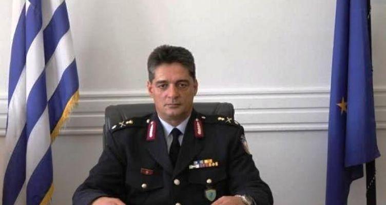 Νέος Γενικός Περιφερειακός Αστυνομικός Διευθυντής Δ. Ελλάδας ο Ναυπάκτιος Νίκος Κοτρωνιάς